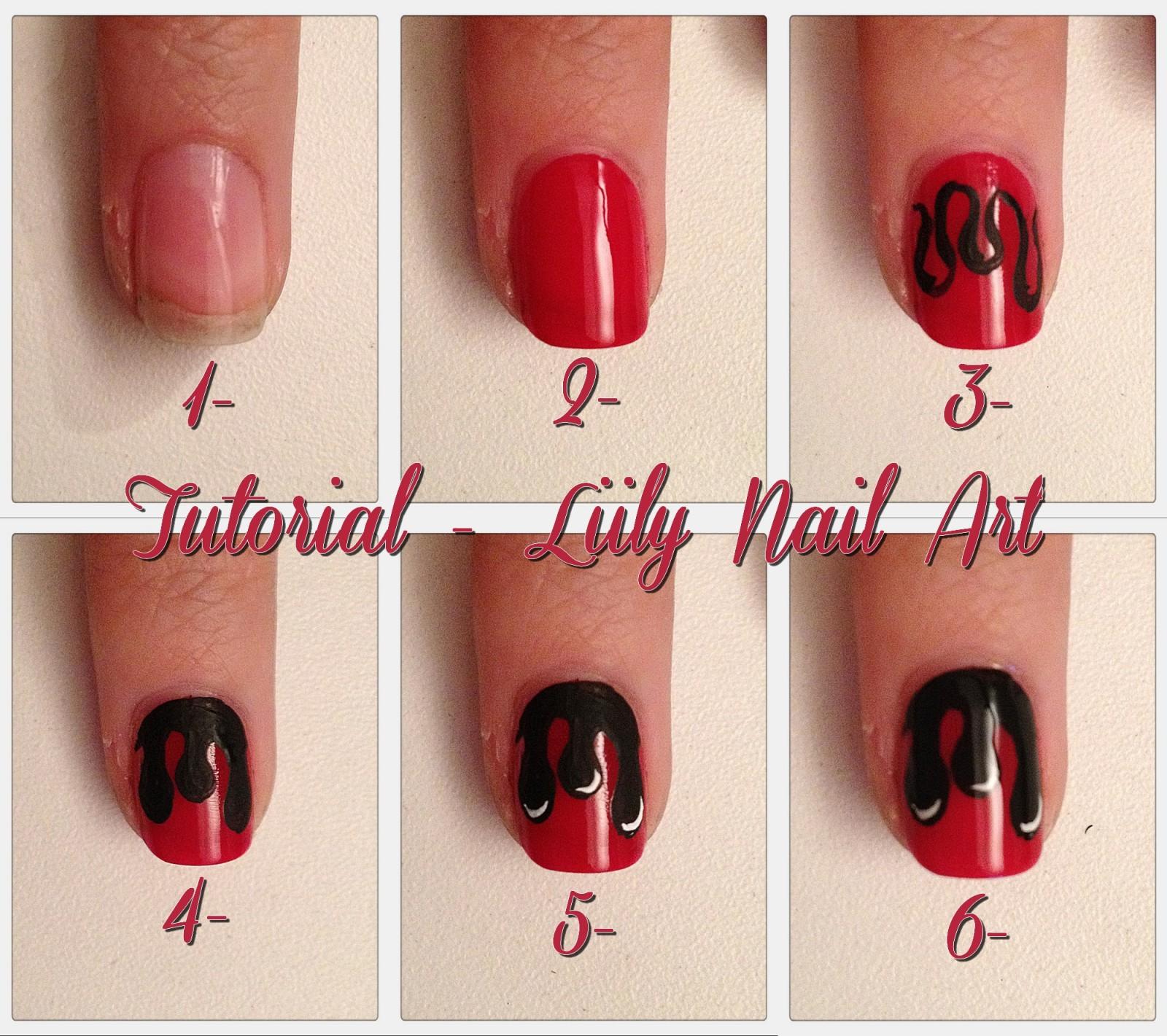 3teenags tutos - Tuto nail art debutant ...